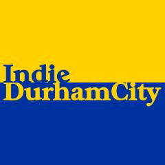 Indie Durham City logo
