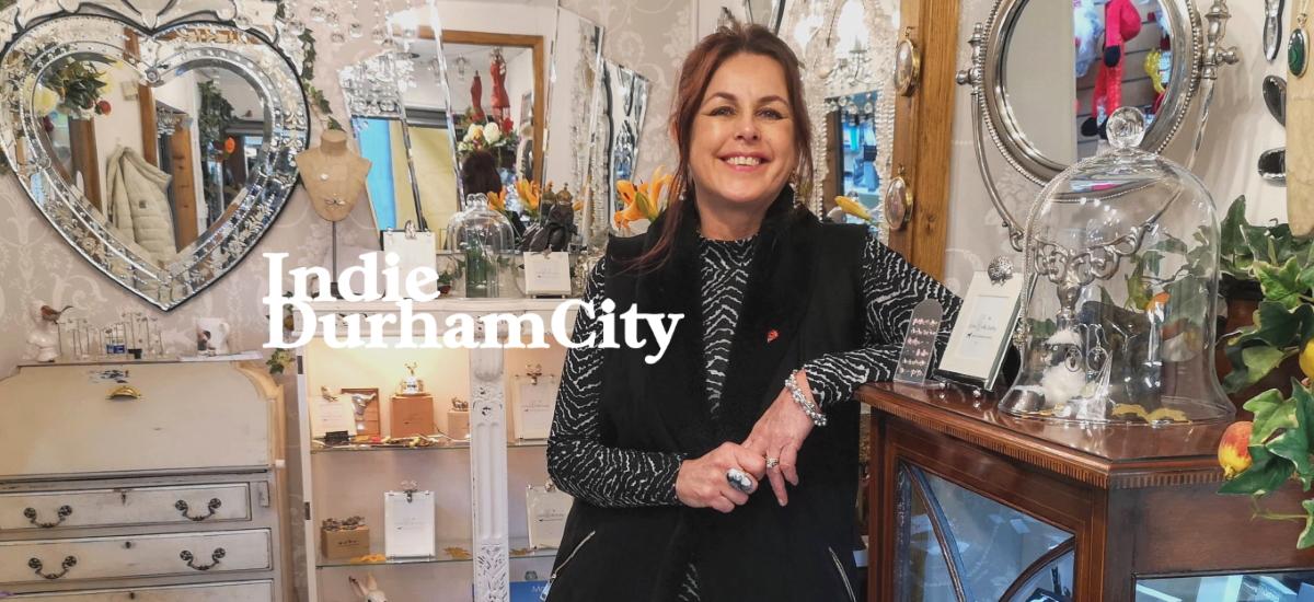 Jacqueline at Marla Jones Jewellery