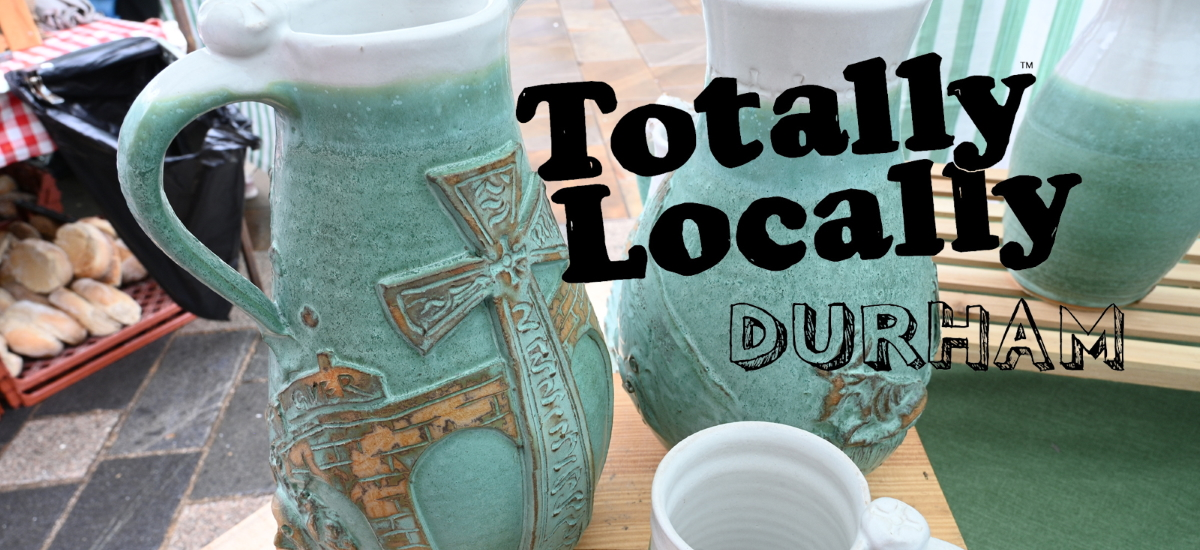 Totally Locally Durham logo